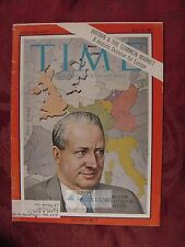 TIME July Jul 13 1962 7/13/62 BRITAIN TED HEATH COMMON MARKET