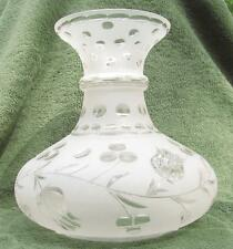 6 & 1/8 inch fitter ASTRAL SHADE , for old oil or gas lamp
