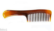 Diane #4324 Tortoise Detangling Shower Hair Comb  8-1/2""