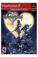 Kingdom Hearts [Greatest Hits]  (Sony PlayStation 2, 2003)