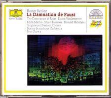 Seiji OZAWA: BERLIOZ La Damnation de Faust 2CD Stuart Burrows McIntyre 小澤征爾