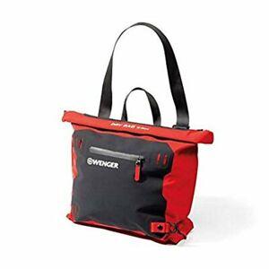 Wenger Tasche Dry Bag Cornol Messenger 12L Unisex rot