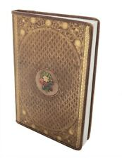 Victorian Trading Co Poet's Leather & Hand Made Paper Journal Sketchbook