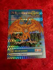 Bandai Digimon Trading Card 23 of 34 Birdramon Holo