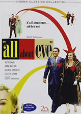Cinema Classics Collection All about Eve Dvd