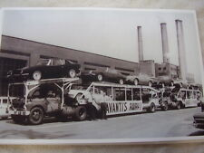 1963 STUDEBAKER AVANTI NEW CARS ON HAULER  11 X 17  PHOTO /  PICTURE