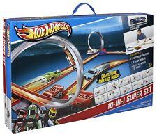 Hot Wheels Race Super 10 in 1 Mattel Y0267