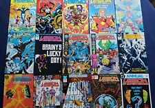 LEGION OF SUPER-HEROES - Vol. 3 - 15 Issue Copper Age Lot