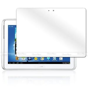 """QUALITY MIRROR LCD SCREEN PROTECTOR FOR SAMSUNG GALAXY NOTE 10.1 """" N8000 N8010"""