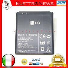 Batteria BL-53QH per LG P880 Optimus 4X HD P760 Optimus L9 2150 mAh Originale