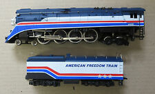 Lionel 5-6501 Southern Pacific American Freedom Train GS-4 4449 HO