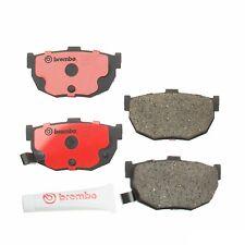 For Hyundai Kia Nissan Maxima Rear Brake Pad Set Ceramic w/ Shims Lube Brembo