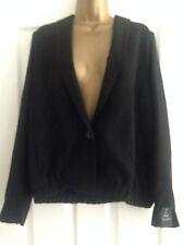 BNWT NEXT Tailoring Black Jacket Size 10 RRP £35