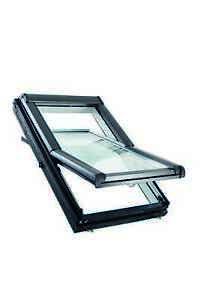 Dachdecker-Favorit Roto Dachfenster aus Kunststoff mit Eindeckrahmen und WD