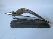 Simca Aronde 1951-58 car mascot.hood ornament.bonnet mascot.