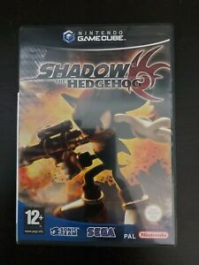 Shadow The Hedgehog Nintendo Gamecube, Pal, New Case