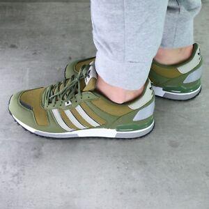 adidas Originals ZX 700 Sneaker Schuhe Herren Damen Dunkelgrün FX6969