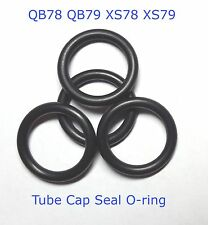 QB78, QB79, XS78, XS79 Tube Cap Seal O-rings (x 4)