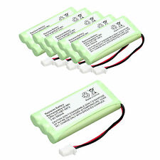 Pro 6Pcs 3.6V 500mAh NI-MH Phone Rechargeable Battery for Vtech CPH-517J BT-5872
