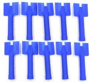 Special Cone For Cartridge Caulking Gun Spare Nozzle For Silicon Dispenser 10pcs