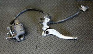 YFZ450 YFZ 450 rear brakes 2006-2020 Yamaha caliper + ALUMINUM LEVER