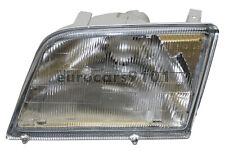 New! Mercedes HALOGEN HEADLAMP LENS LEFT OEM BOSCH 1298201166
