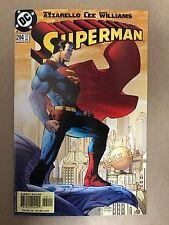 SUPERMAN #204 JIM LEE COVER AND ART FIRST PRINT DC COMICS (2004)
