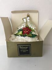 Kurt Adler Polonaise 12 Days Of Christmas Two Turtle Doves Ap471 Retired