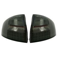REAR LIGHTS LED AUDI A6 C5 4B BERLINE FROM 01/1997 A 01/2005 BLACK SMOKE GREY