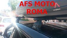 BARRE PORTATUTTO MENABO MERCEDES CLASSE B ANNO 2008 OMOLOGATO TUV MADE IN ITALY