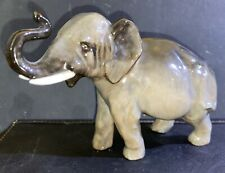 Royal Doulton Charles Noke Elephant Figure Hn2644 Trunk in Salute B