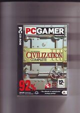 SID MEIER'S CIVILIZATION III COMPLETE - PC GAME & PLAY THE WORLD & CONQUESTS