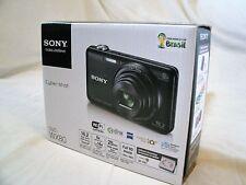 Sony Cyber-shot DSC-WX80 16.2MP Digital Camera - Black