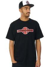 Independent L Herren-T-Shirts in normaler Größe