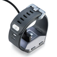Recambio Cargador USB Carga Cable Adaptador para Fitbit Iónica Reloj Inteligente
