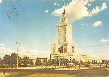 BT15063 Warszawa palac kultury i nauki            Poland