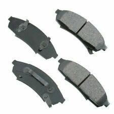 Akebono ACT376 Front Ceramic Brake Pads