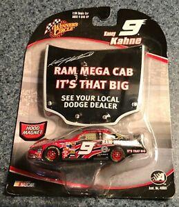 Winners Circle 2006 NASCAR Kasey Kahne 1:64 Dodge Ram Mega Cab Hood HTF Model