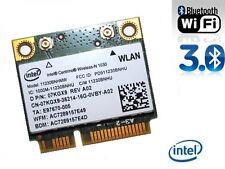 + Intel® Centrino® N 1030 802.11b/g/n WLAN+Bluetooth Mini PCIe Combocard +