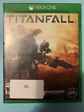 Titanfall - Used - Xbox One -FREE S/H-(B64A)