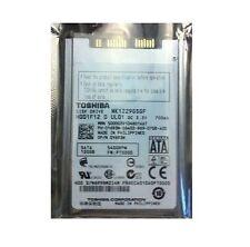 Hard disk interni Toshiba Capacità 120GB