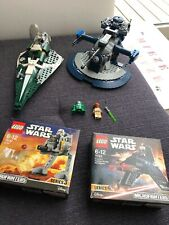 LEGO® Star Wars™ 2x OVP Microfigthers Und AAT Armoured Assault Tank Raumschiff