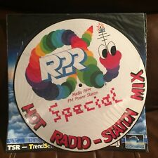 TSR-Trendsetter in the Dance Music Scene Hot Radio Station Mic Radio RPR B-7495