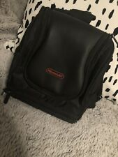 Nintendo Gameboy, DS, Switch Lite Mini Backpack Carrying Case Classic Red Clean!