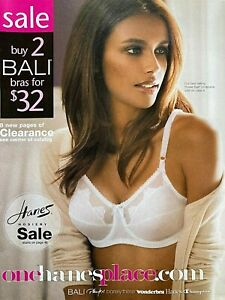 Fall 4 2007 HANES  Women's Intimates Catalog
