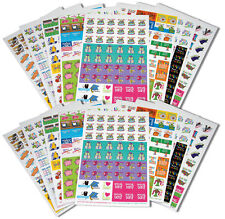 TWO Sets (864 total) Busy Mom Planner Stickers any Planner, Calendar, Organizer