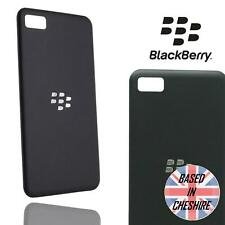 Genuine Blackberry Z10 Back Cover Housing Original NFC Battery Cover Case Black