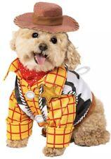Woody Toy Story Cowboy Disney Pixar Fancy Dress Halloween Dog Cat Pet Costume