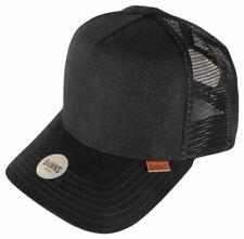 Djinns Mens Suelin Trucker Cap - Black