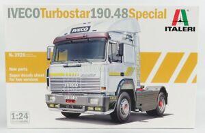 MODELLINO IT3926 IVECO FIAT TURBOSTAR 190.48 SPECIAL TRATTORE TRUCK 2-ASSI 1988